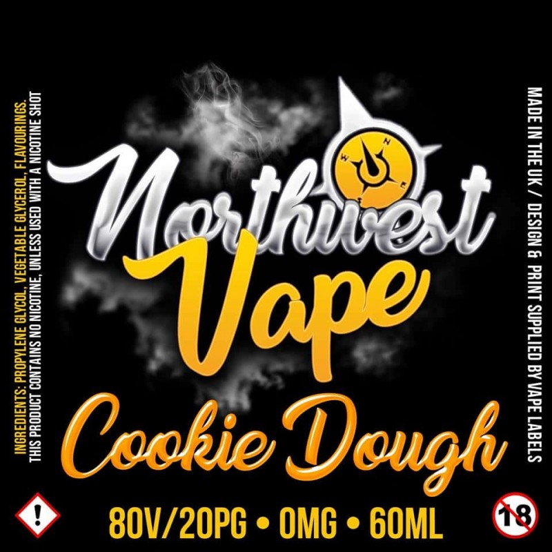 Cookie Dough Shake & Vape 60ml
