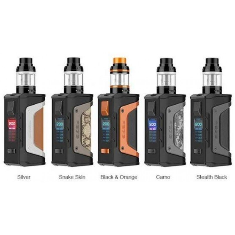 GeekVape Aegis Legend 200W Vape Kit