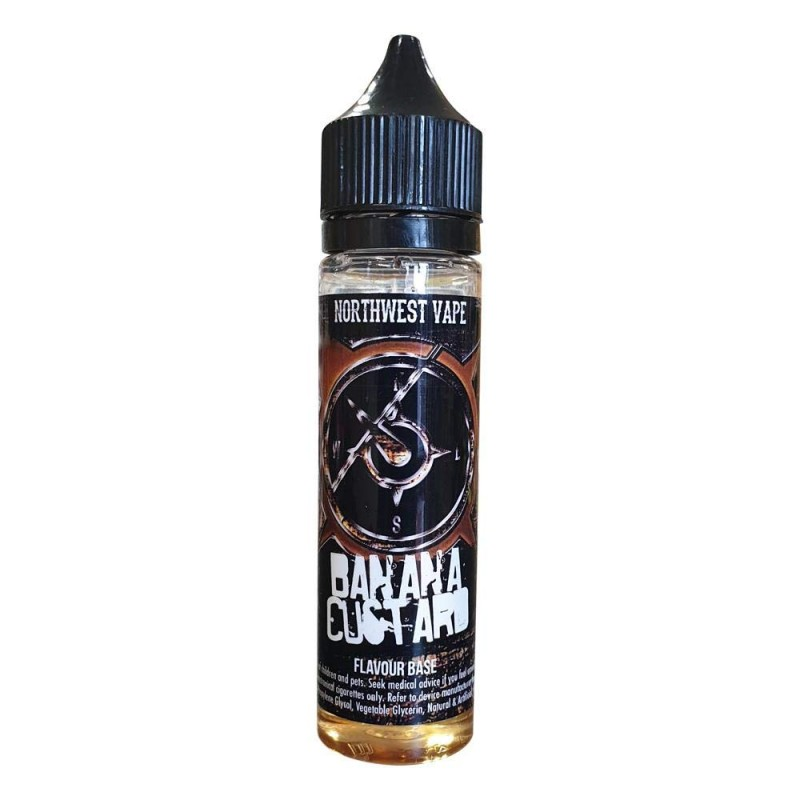Banana Custard Shake & Vape 50ml 70VG