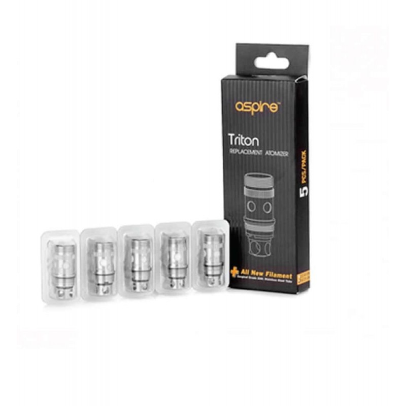 Aspire Triton Replacement Coil 5 Pk