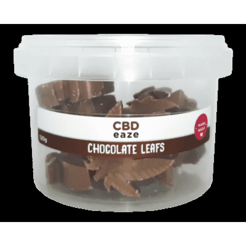 CBD Chocolate Leaves 100mg