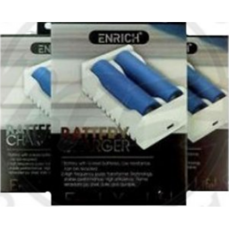 Enrich 18650 Battery Charger