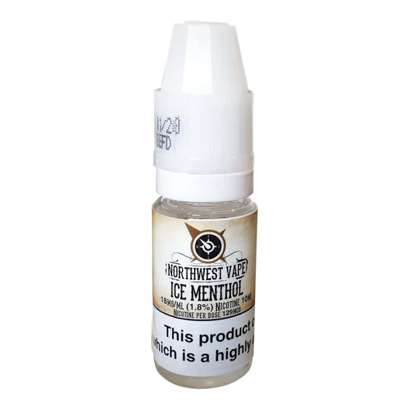 Ice Menthol  Eliquid 10ml 40VG
