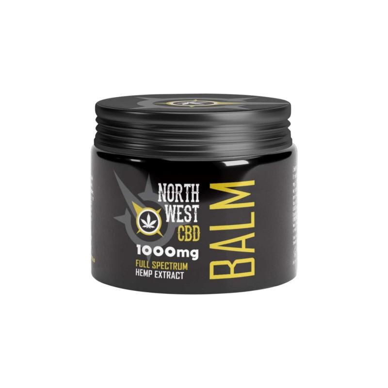 Northwest CBD Skin Balm 10% (1000mg)