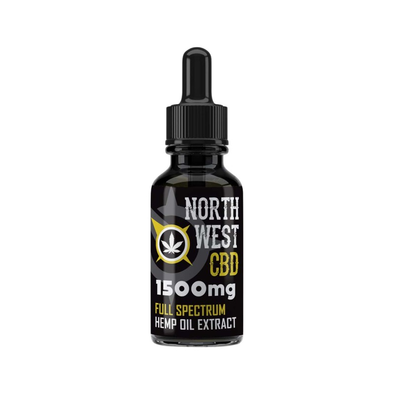 Full Spectrum Cannabis CBD Oil - 15% (1500mg)