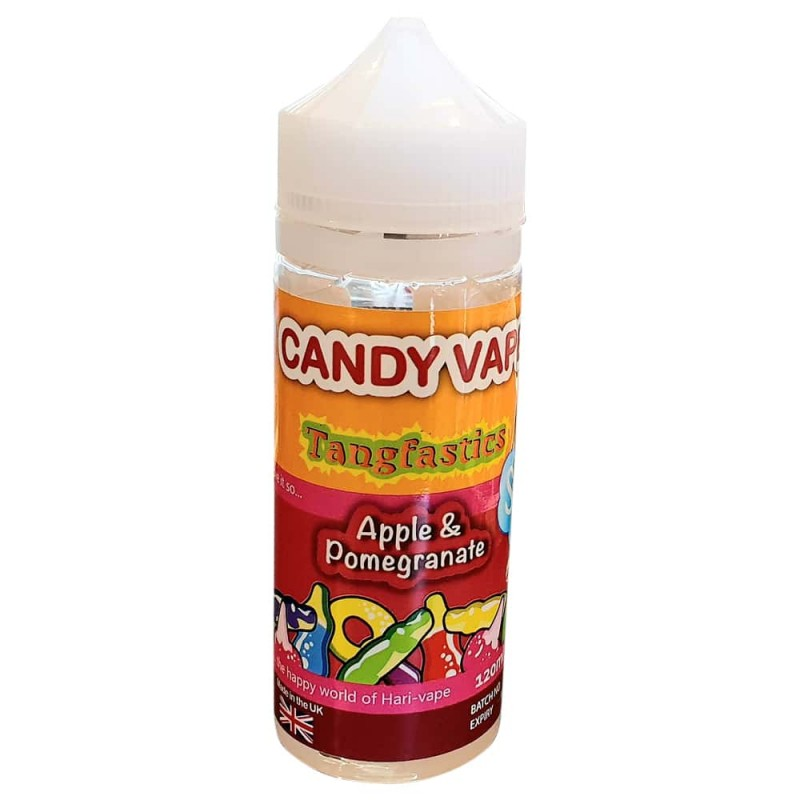 Candy Vape Apple & Pomegranate 100ml 70VG