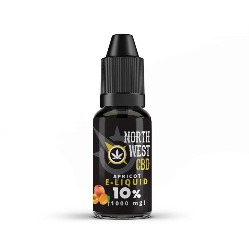 CBD E-Liquid - Apricot