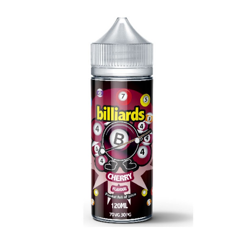 Billiards Cherry 100ml 70VG