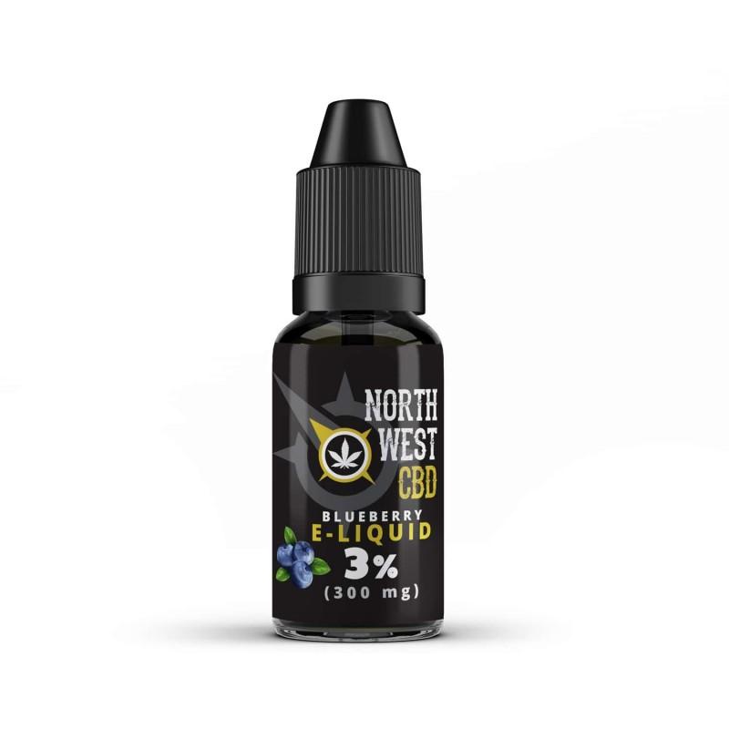 CBD E-Liquid - Blueberry
