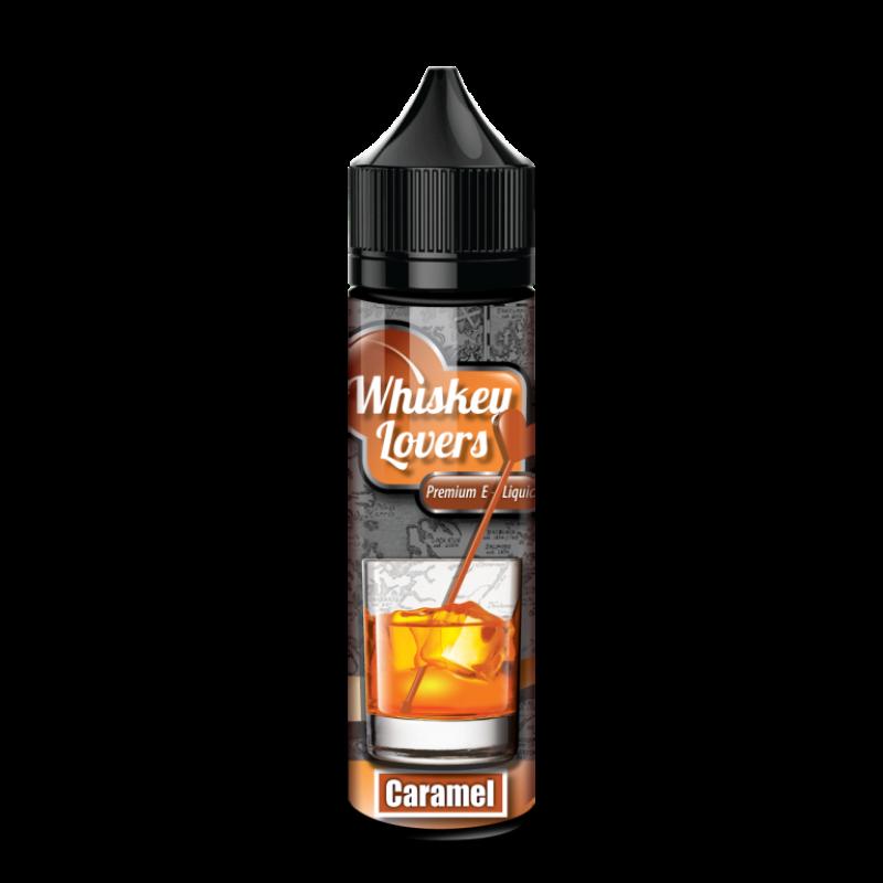 Whiskey Caramel  80vg/20pg