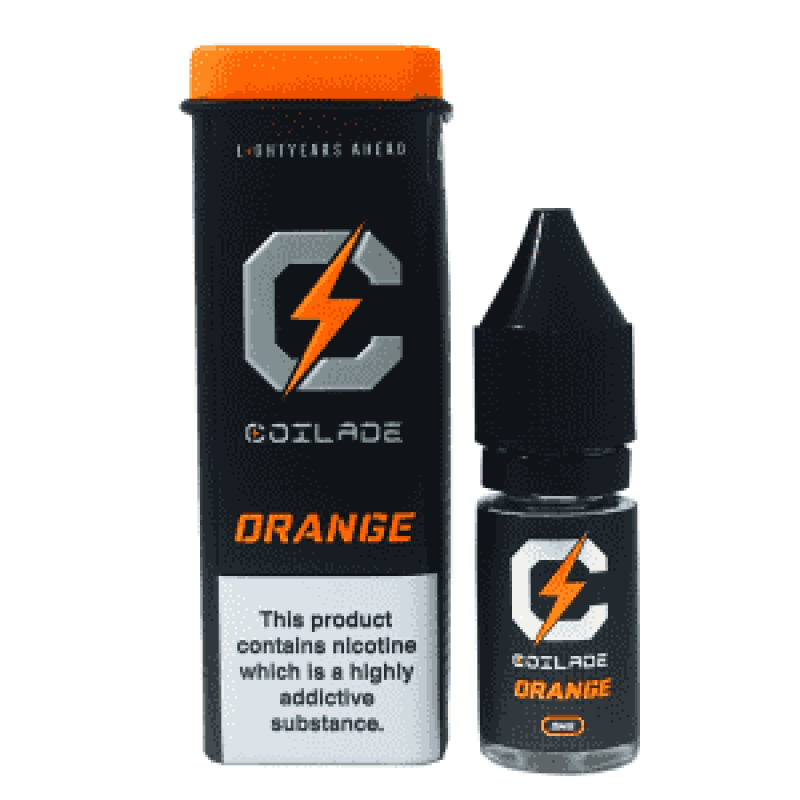 Coilade Orange E liquid 10ml 70VG