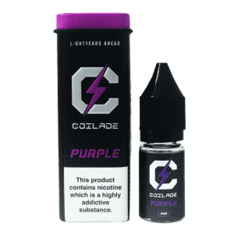 Coilade Purple E liquid 10ml