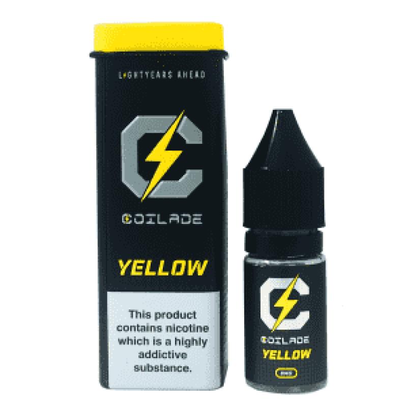 Coilade Yellow E liquid 10ml 70VG