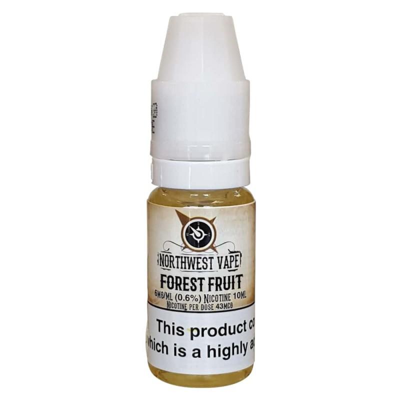 Forest Fruit E-liquid 10ml 70VG