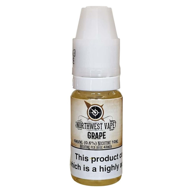 Grape Eliquid 10ml 50VG