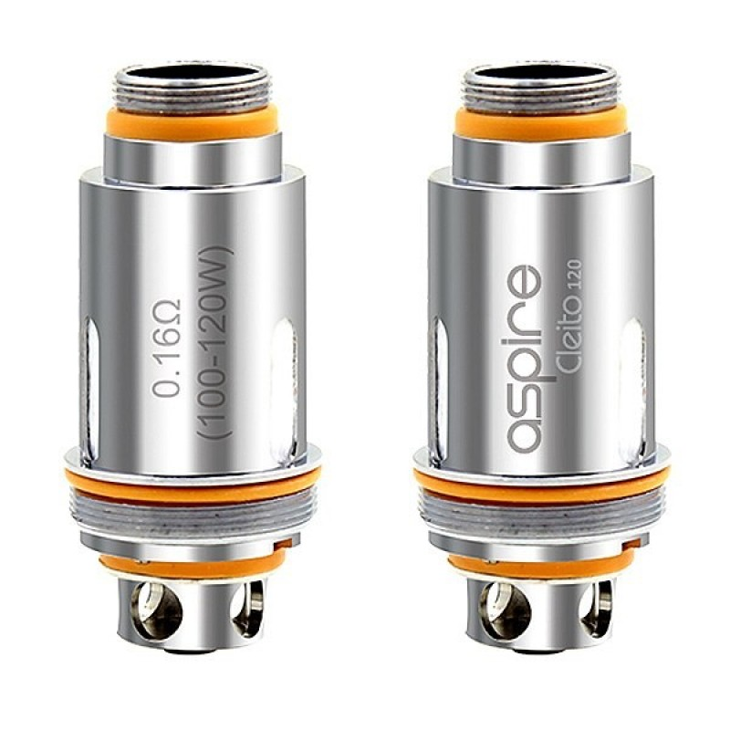 Aspire Cleito EXO Coils - 5 Pack