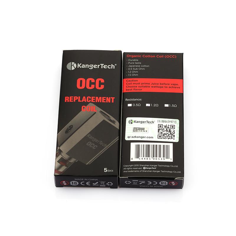 Kanger OCC Coils - 5 Pack
