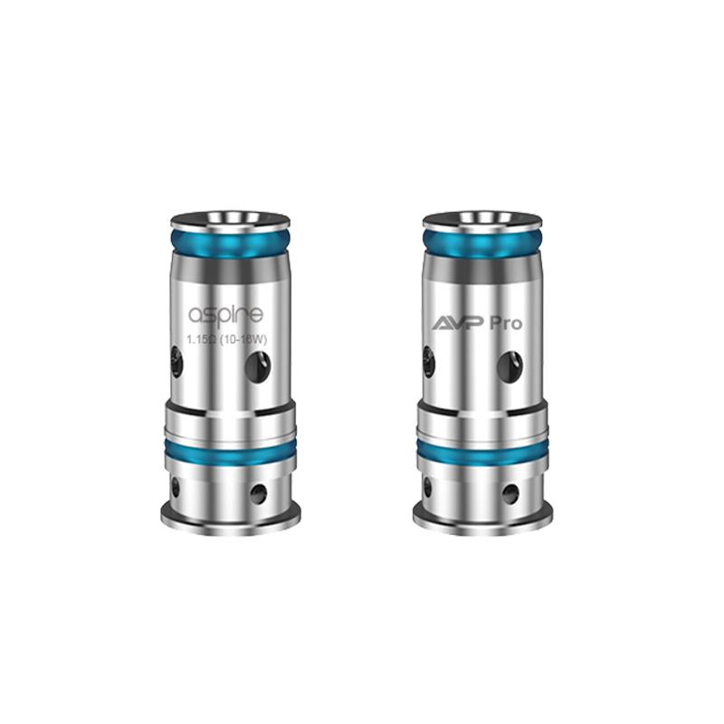 Aspire AVP Pro Coils - 5 Pack [1.15ohm Standard]