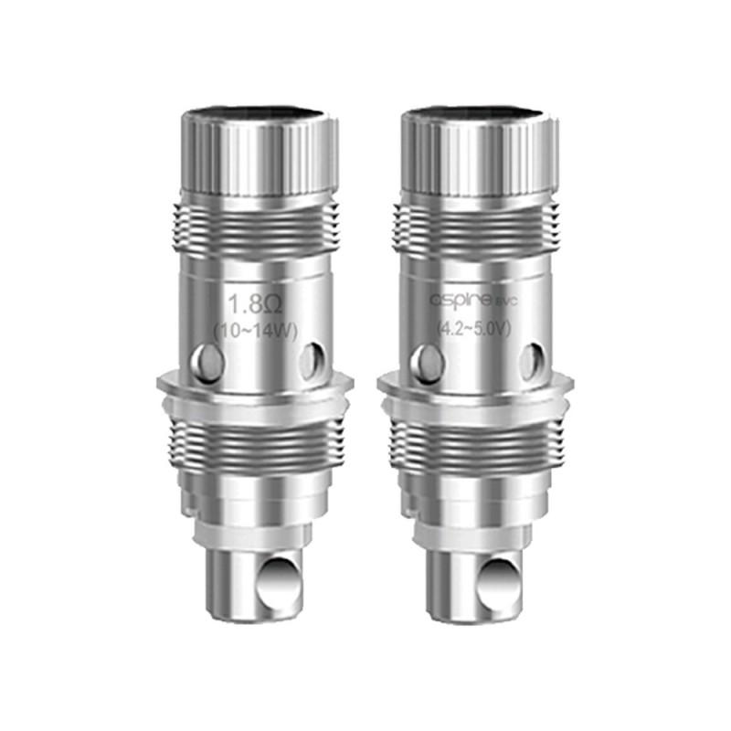 Aspire Nautilus AIO Nic Salt coils - 5 Pack