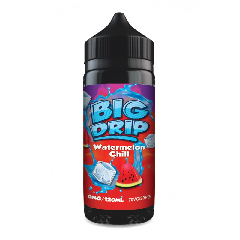 Big Drip by Doozy Vape - 100ml Shortfill - Watermelon Chill