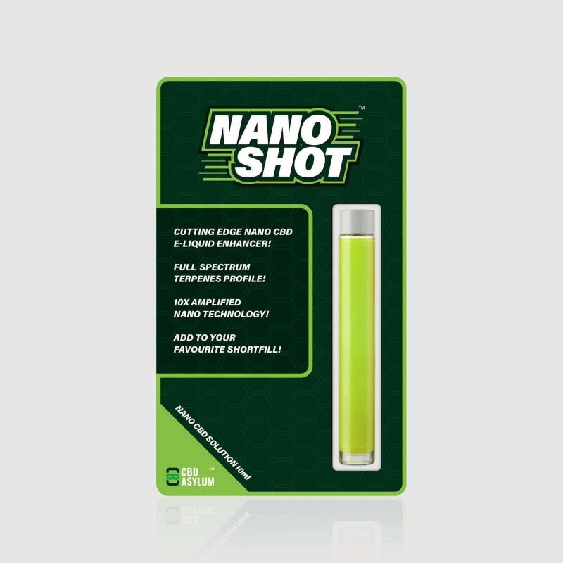Nano CBD E-Liquid Enhancer