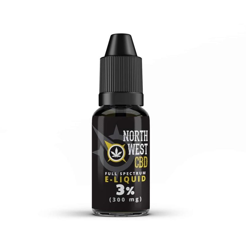 Natural Hemp CBD E-Liquid