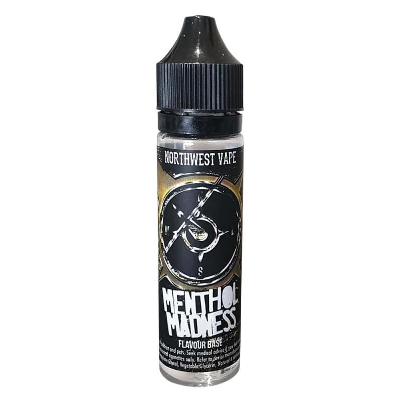 Menthol Madness Shake & Vape 50ml 70VG