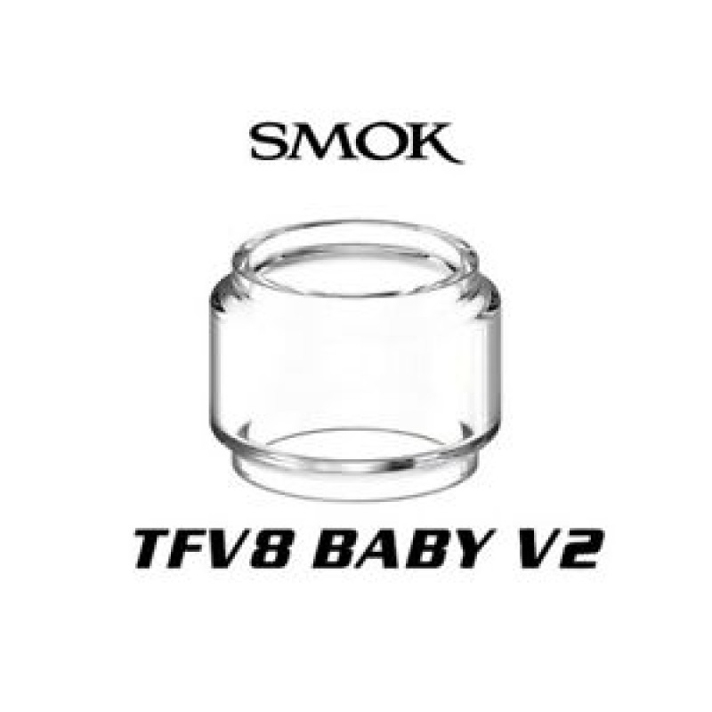 Smok TFV8 Baby V2 / TFV-Mini V2 Tank Bubble Glass